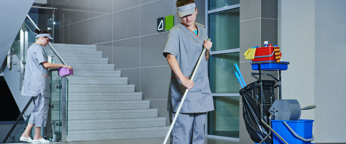 Commercial and Janitorial Cleaning Service Las Vegas and Henderson